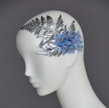 original silver headpiece