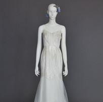 'Triton' bridal gown