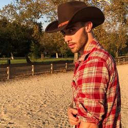 Cowboy Travis