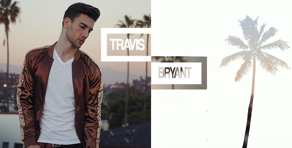 Youtuber and Writer Travis Bryant