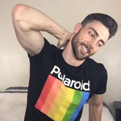 Travis Polaroid Shirt