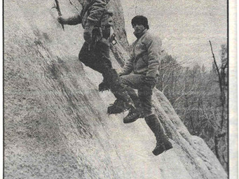 Climbing From a Different Angle