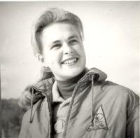 NH Olympians -- Penny Pitou '56, '60