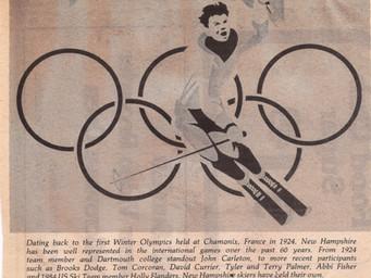 An Olympian Ski Heritage