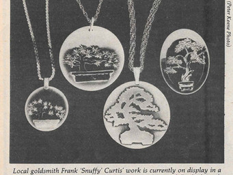 Snuffy Curtis' Delicate Art