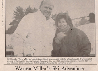 Warren Miller's Ski Adventure