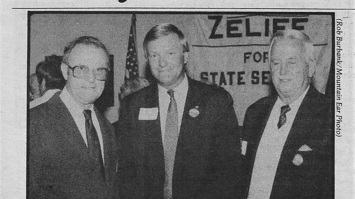 Zeliff Kicks-Off Campaign
