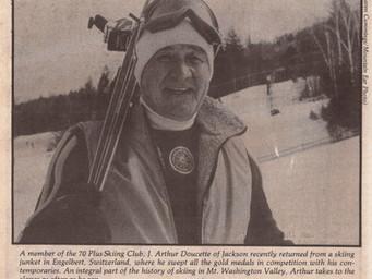 Ageless Racer Arthur Doucette