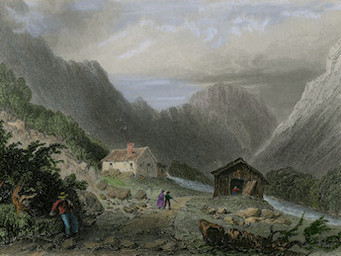 The Willey Slide of August 1826