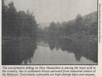 New Hampshire's Hard Rains