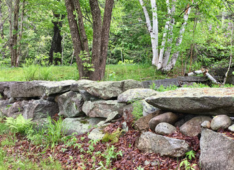 The Stone Walls of the Granite State