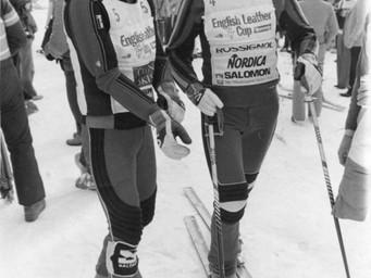 NH Olympians -- Tyler Palmer '72
