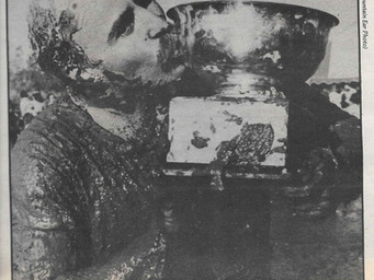 1981 World Mud Bowl