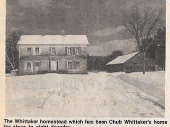 Chub Whittaker Remembers