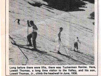 How Skiing Started in the Mt Washington Valley