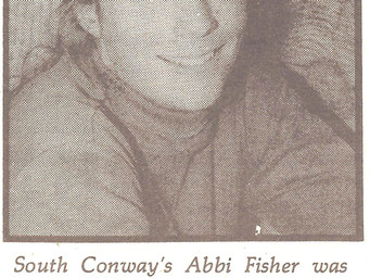 NH Olympians -- Abbi Fisher '76, '80