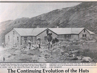 The Continuing Evolution of the Huts