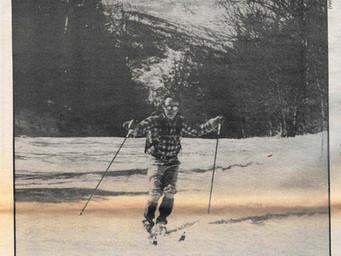 The White Mountains' Early Ski Trails