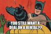 The Rental Market Is Back!