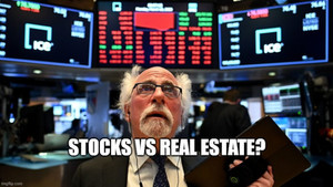 Stocks vs Real Estate. What's The Better Investment?