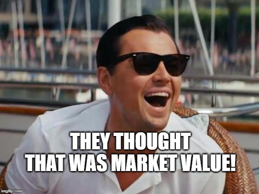 Can a Single Sale Actually Change Market Value?