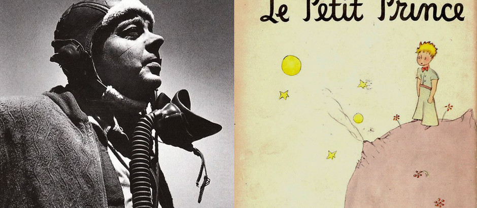Haddini Aş Hikayeleri 59: Antoine de Saint-Exupéry