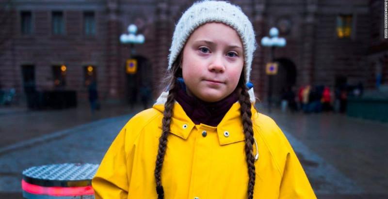 Haddini Aş Hikayeleri 10: Greta Thunberg