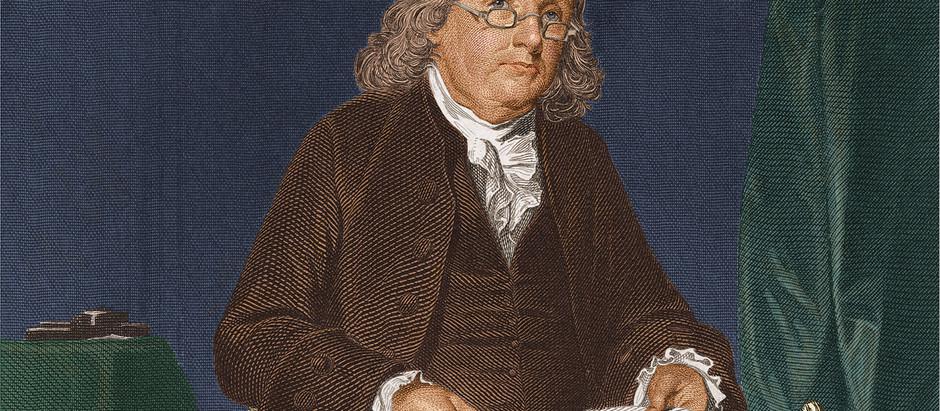 Benjamin Franklin'in Başarıya Ulaştıran Prensipleri