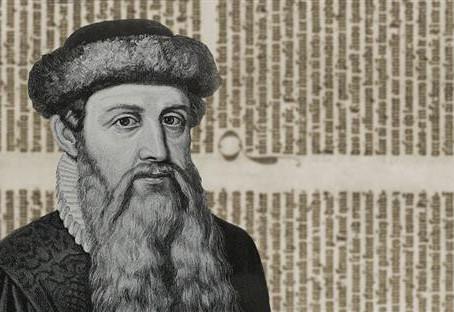 Haddini Aş Hikayeleri 88: Johannes Gutenberg