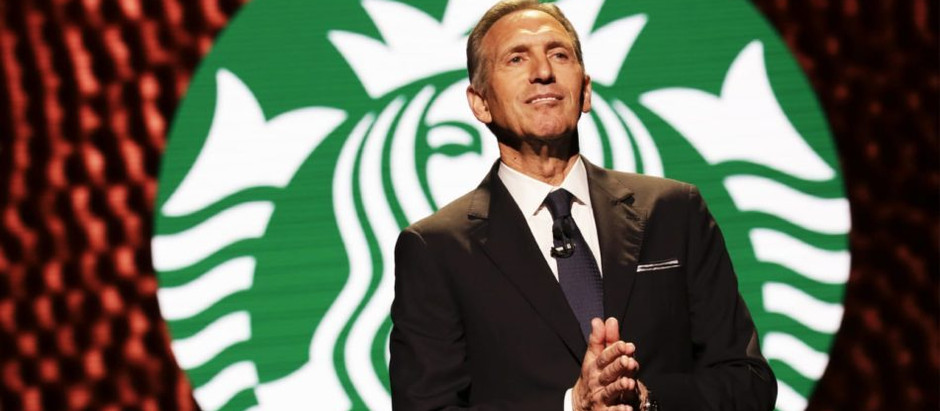 Haddini Aş Hikayeleri 43: Howard Schultz