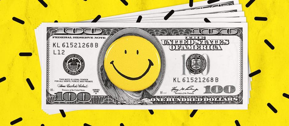 Parayla Mutluluk Satın Alınır