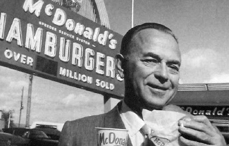 Haddini Aş Hikayeleri 90: Hamburger Kralı Ray Kroc