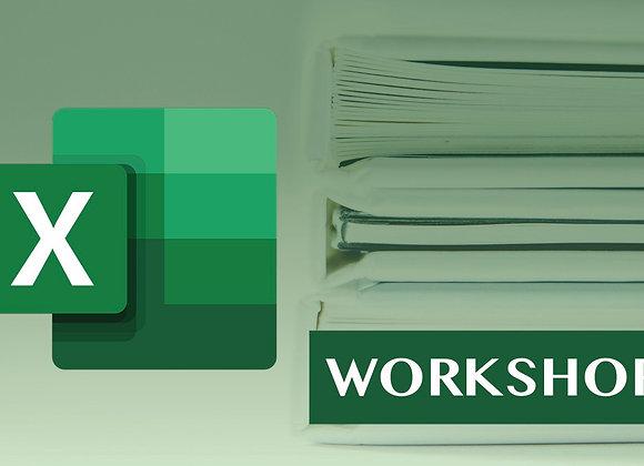 EXCEL-Workshop线上培训