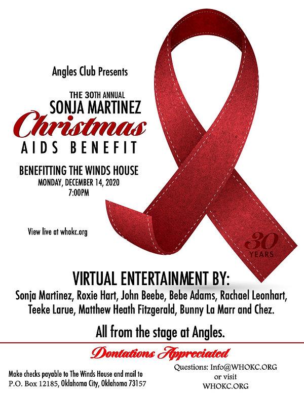2020 30th Annual Sonja Martinez Christma