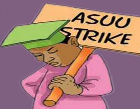 THE PRODUCT OF ASUU STRIKE