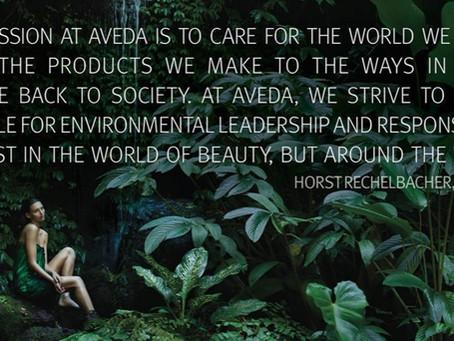 Why Aveda?