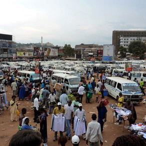 Public Transportation: African Style