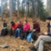 Schnuppertag CAS Naturbezogene Umweltbildung