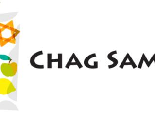 Shalom and Chag Sameach!