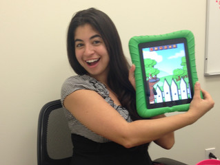 1-to-1 iPad Program Launched at Sela!