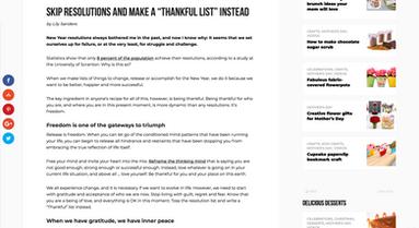 Thanksgiving.com