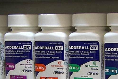 Adderall IR & XR