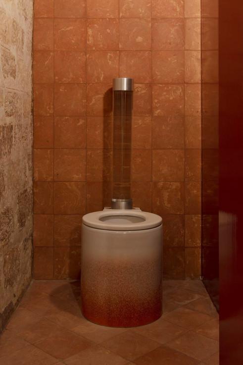 Toilettes pas Trône