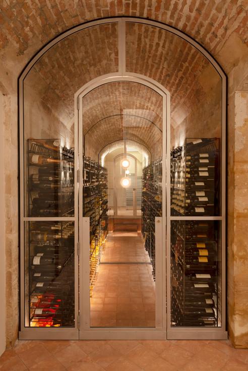 Cave à vins par L'Atelier du Vin