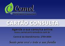 Cartão Consulta é um pacote de benefícios em consulas e exames médicos para você cuidar da sua saúde e da sua família.