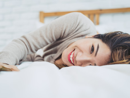 Whiten Your Teeth While You Sleep & Wake Up to a Brighter Smile