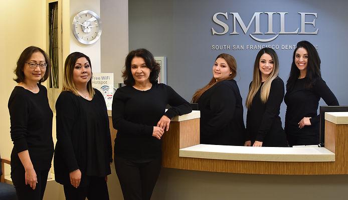 Admin Team Dentist South San Francisco
