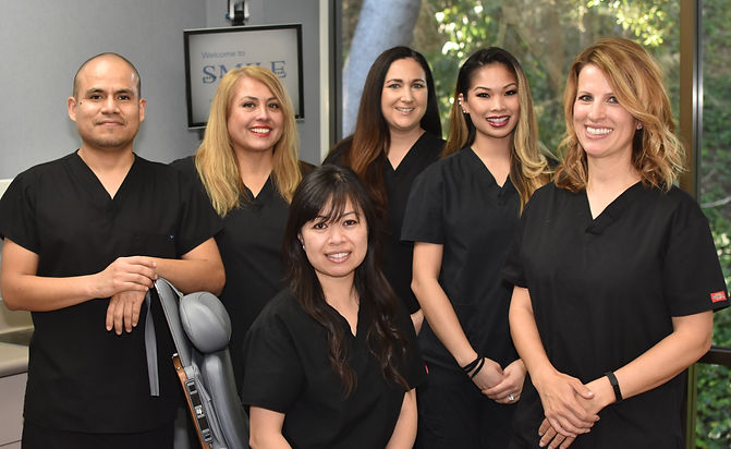 Clinical Team of Dentist South San Francisco