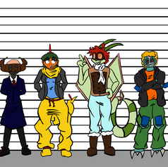 Team Wrought Iron Height Chart