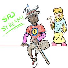 2015 SFW stream title card